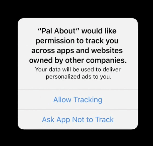 apple-idfa-consent-roughly-60-of-consumers-open-to-persuasion-to-allow-tracking Apple IDFA consent: Roughly 60% of consumers open to persuasion to allow tracking