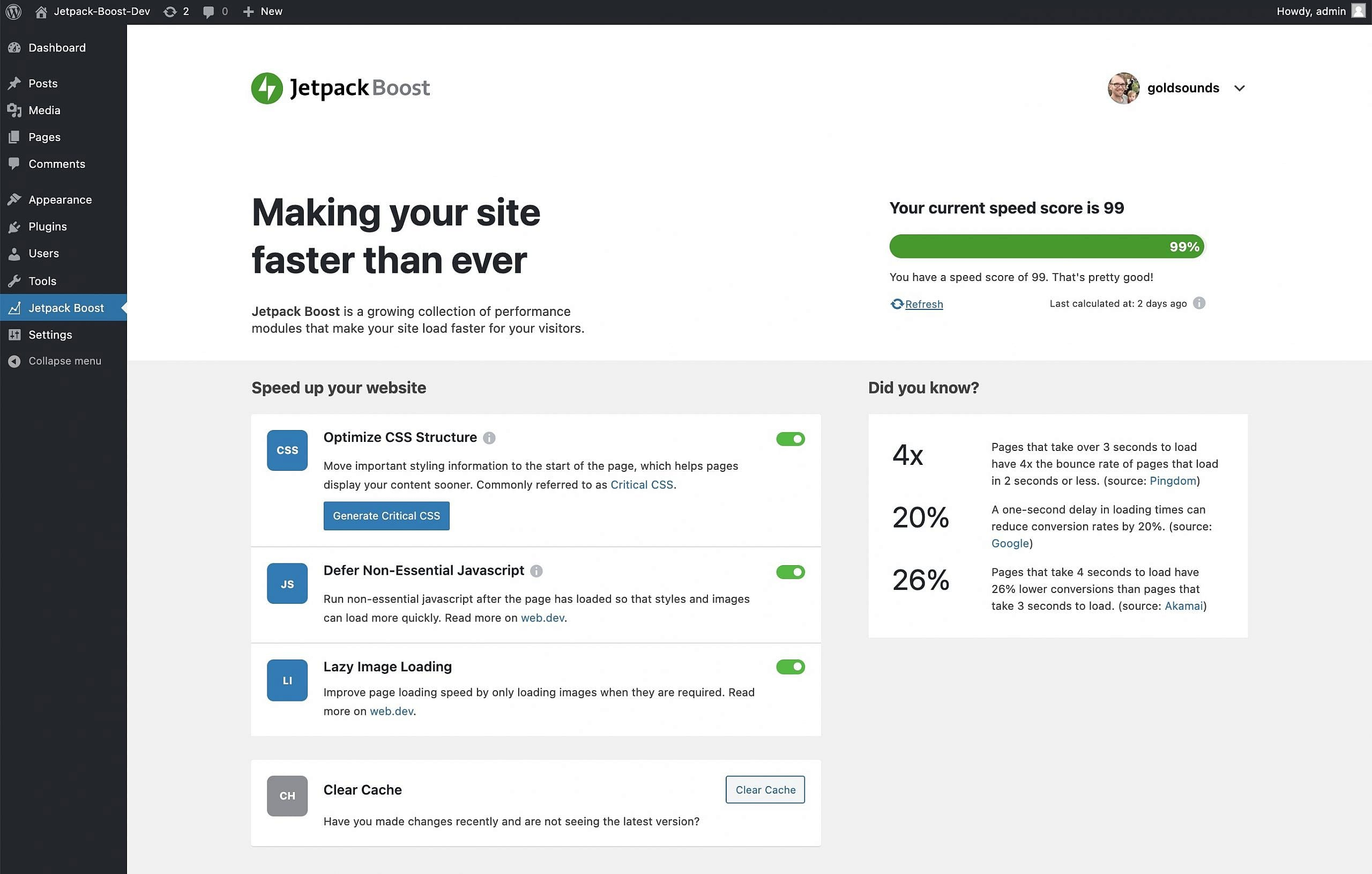 automattic-launches-jetpack-boost-a-new-performance-plugin Automattic Launches Jetpack Boost: A New Performance Plugin