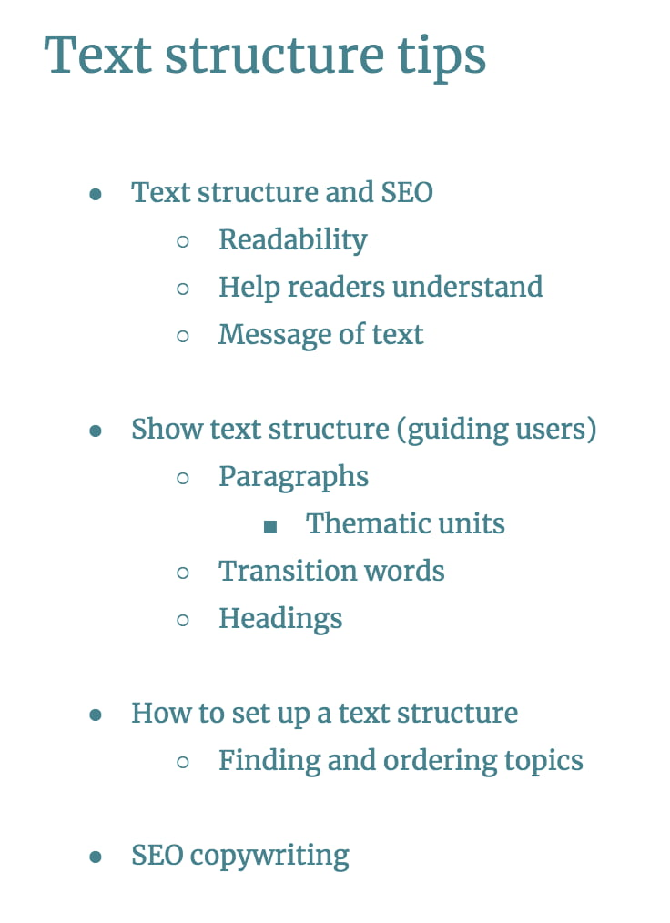 blog-post-structure-how-to-set-up-an-easy-to-read-text-1 Blog post structure: How to set up an easy-to-read text