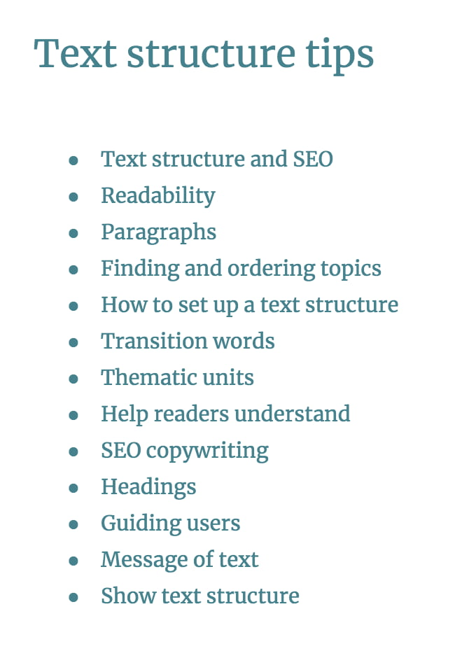 blog-post-structure-how-to-set-up-an-easy-to-read-text Blog post structure: How to set up an easy-to-read text