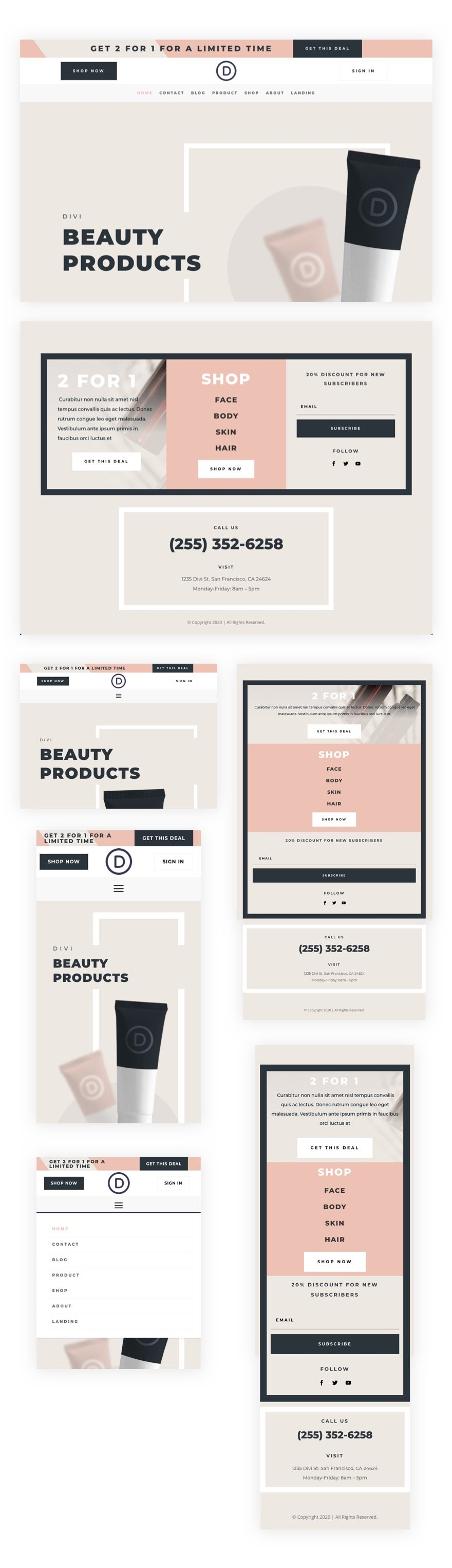 download-a-free-header-and-footer-for-divis-beauty-product-layout-pack Download a FREE Header and Footer for Divi's Beauty Product Layout Pack