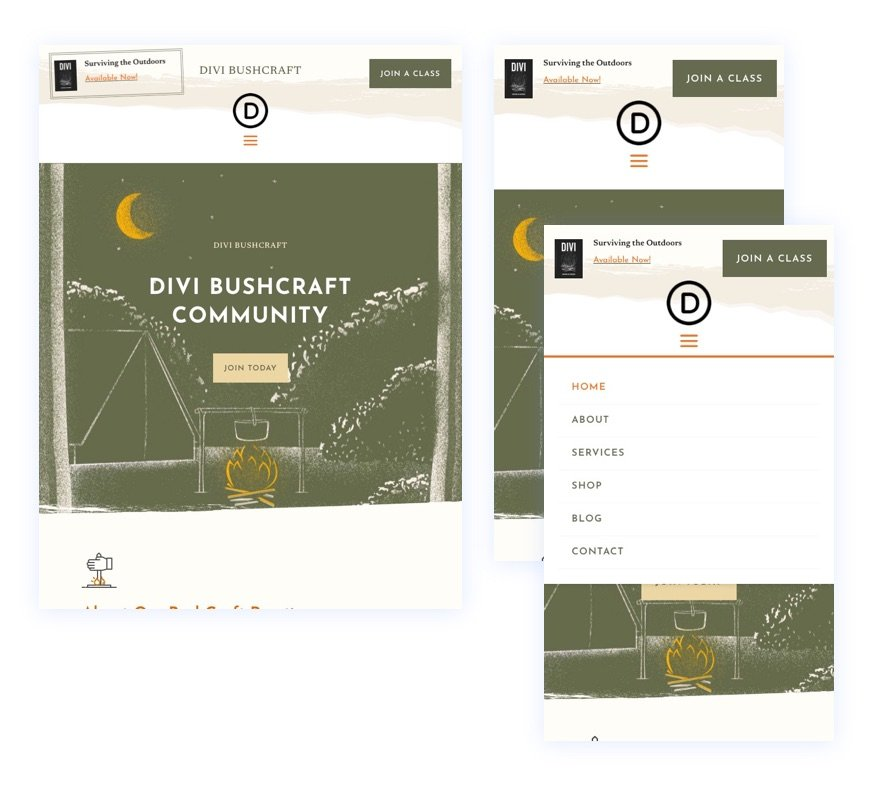 download-a-free-header-and-footer-template-for-divis-bushcraft-layout-pack-1 Download a FREE Header and Footer Template for Divi's Bushcraft Layout Pack