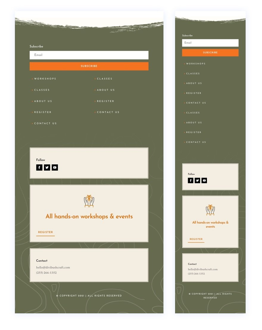 download-a-free-header-and-footer-template-for-divis-bushcraft-layout-pack-3 Download a FREE Header and Footer Template for Divi's Bushcraft Layout Pack