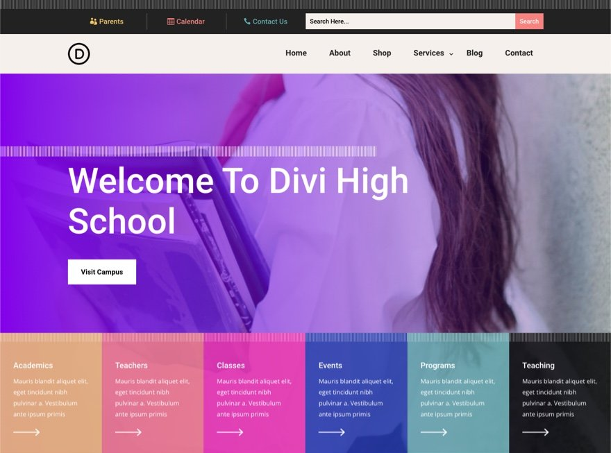 download-a-free-header-and-footer-template-for-divis-high-school-layout-pack-1 Download a FREE Header and Footer Template for Divi's High School Layout Pack