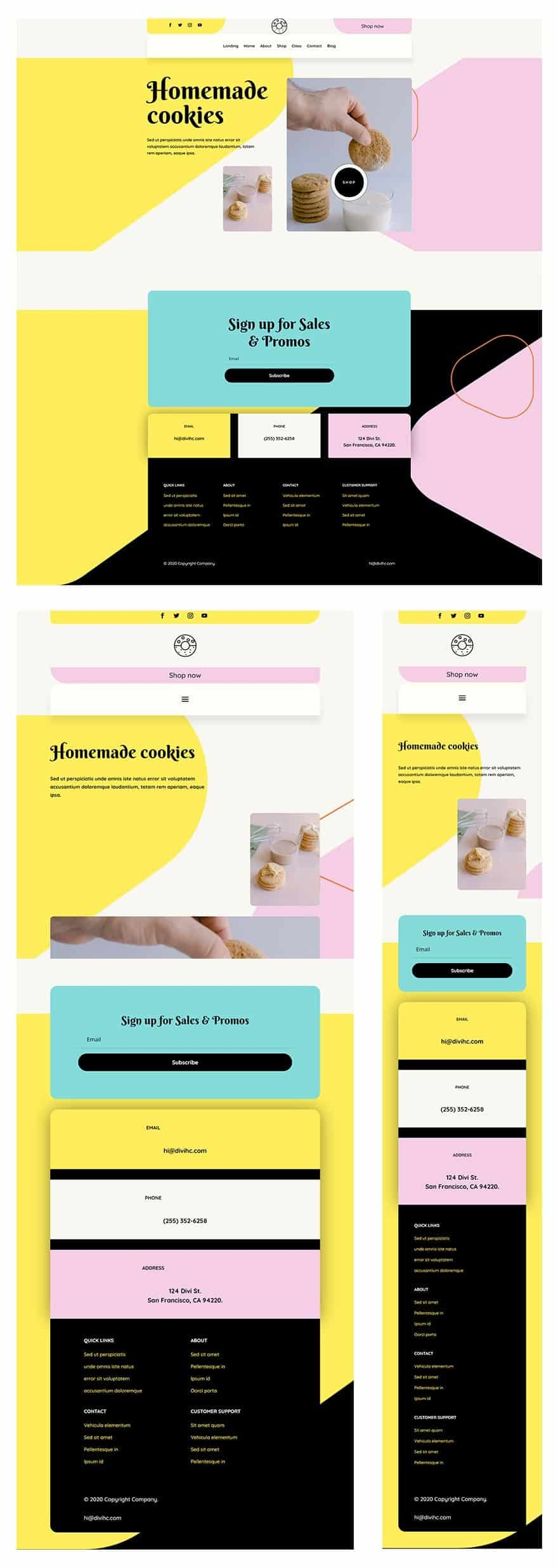 download-a-free-header-footer-for-divis-homemade-cookies-layout-pack Download a FREE Header & Footer for Divi's Homemade Cookies Layout Pack