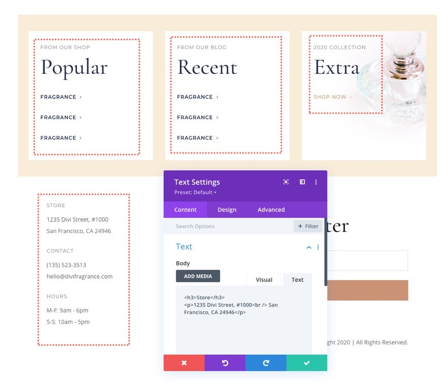 download-a-free-header-footer-template-for-divis-perfumery-layout-pack-10 Download a FREE Header & Footer Template for Divi's Perfumery Layout Pack