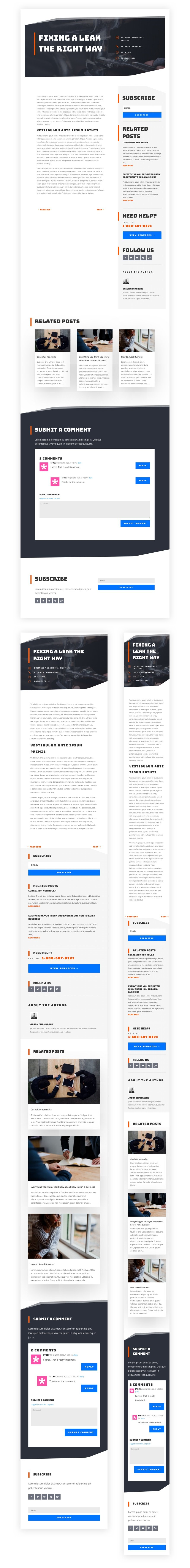 get-a-free-blog-post-template-for-divis-handyman-layout-pack Get a FREE Blog Post Template for Divi's Handyman Layout Pack