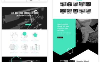Get a FREE Data Science Layout Pack for Divi