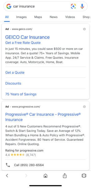 google-blows-up-ad-headline-font-in-new-test Google blows up ad headline font in new test