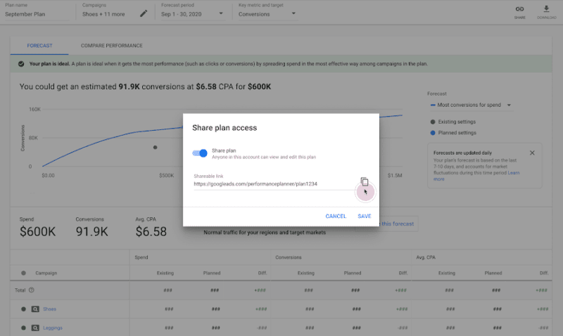 google-performance-planner-adds-support-for-conversion-delay-and-shared-budgets Google Performance Planner adds support for conversion delay and shared budgets