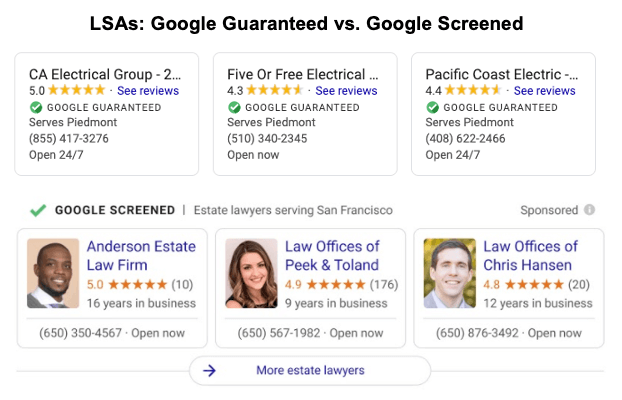 google-rolling-out-lsas-and-google-screened-to-select-professional-services-nationally Google rolling out LSAs and 'Google Screened' to select professional services nationally