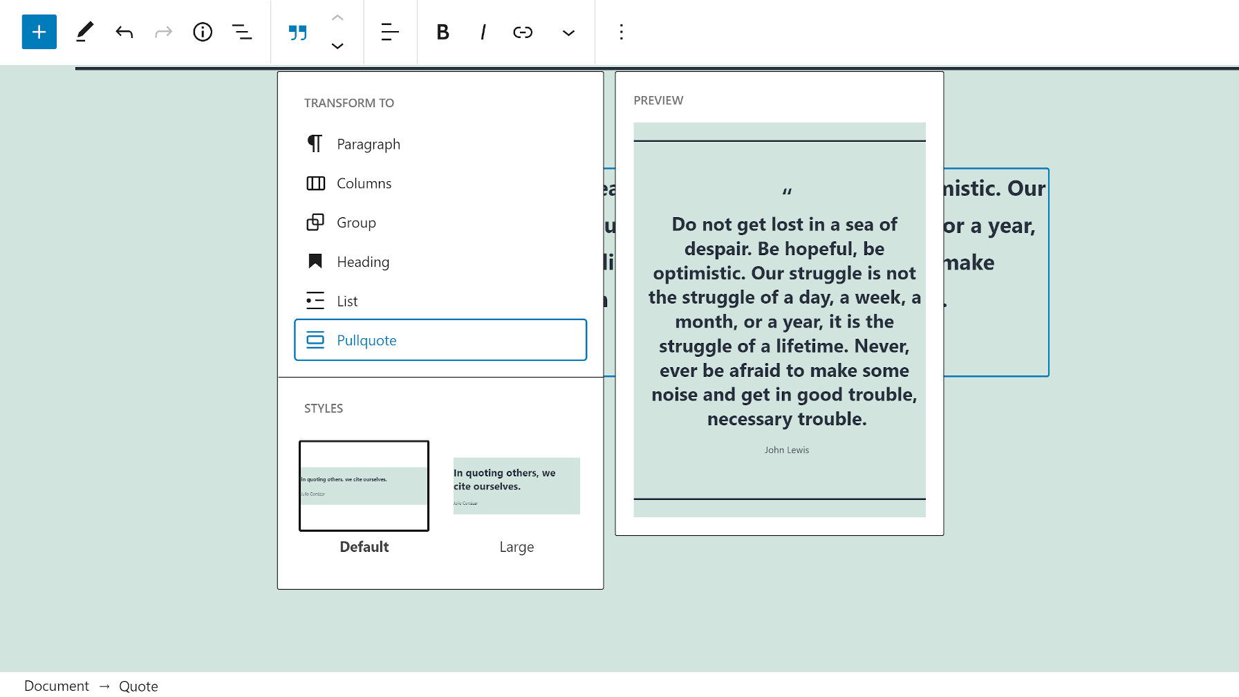 gutenberg-9-7-improves-user-experience-updates-reusable-blocks-and-brings-page-templates-to-fse-themes Gutenberg 9.7 Improves User Experience, Updates Reusable Blocks, and Brings Page Templates to FSE Themes