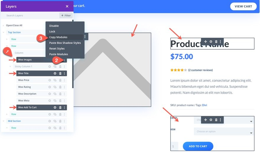 how-to-build-a-custom-sidebar-with-sticky-columns-for-a-divi-product-page-template-20 How to Build a Custom Sidebar with Sticky Columns for a Divi Product Page Template