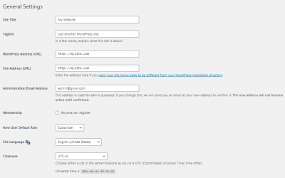 how-to-configure-your-wordpress-general-settings-400x250 SEO News
