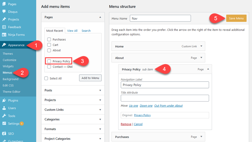 how-to-configure-your-wordpress-privacy-settings-7 How to Configure your WordPress Privacy Settings