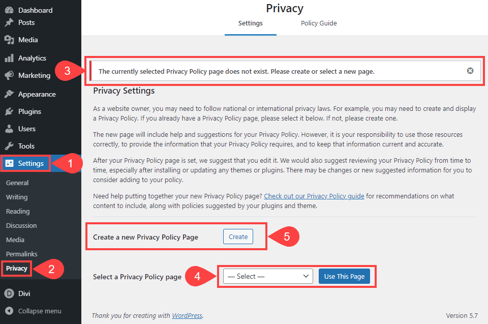 how-to-configure-your-wordpress-privacy-settings How to Configure your WordPress Privacy Settings