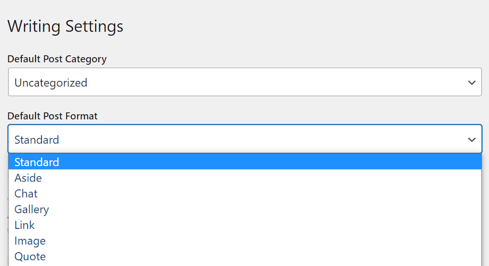 how-to-configure-your-wordpress-writing-settings-1 How to Configure Your WordPress Writing Settings