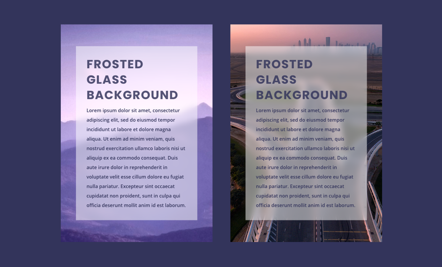 how-to-create-a-frosted-glass-background-design-in-divi-1 How to Create a Frosted Glass Background Design in Divi