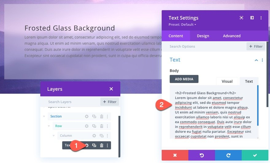 how-to-create-a-frosted-glass-background-design-in-divi-8 How to Create a Frosted Glass Background Design in Divi