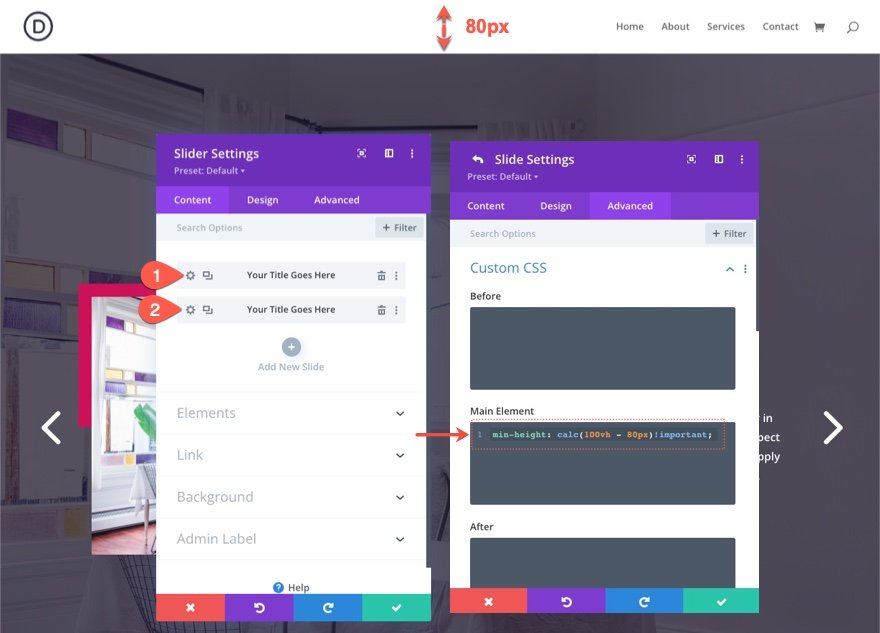 how-to-create-a-fullscreen-slider-with-divi-15 How to Create a Fullscreen Slider with Divi