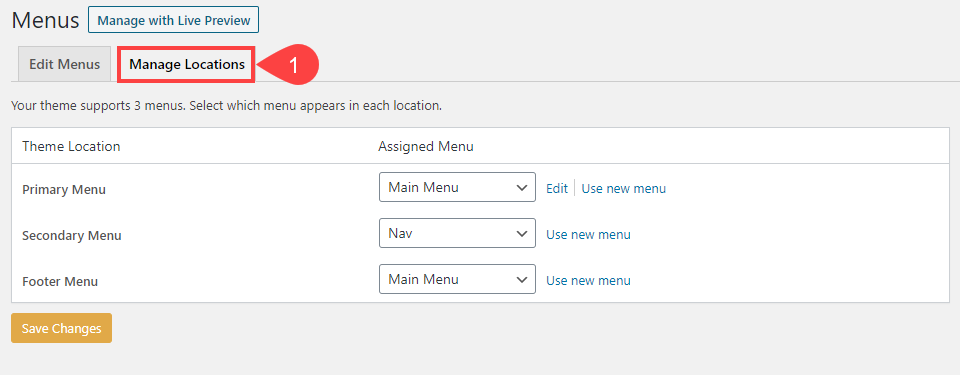 how-to-create-and-edit-menu-navigation-in-wordpress-3 How to Create and Edit Menu Navigation in WordPress