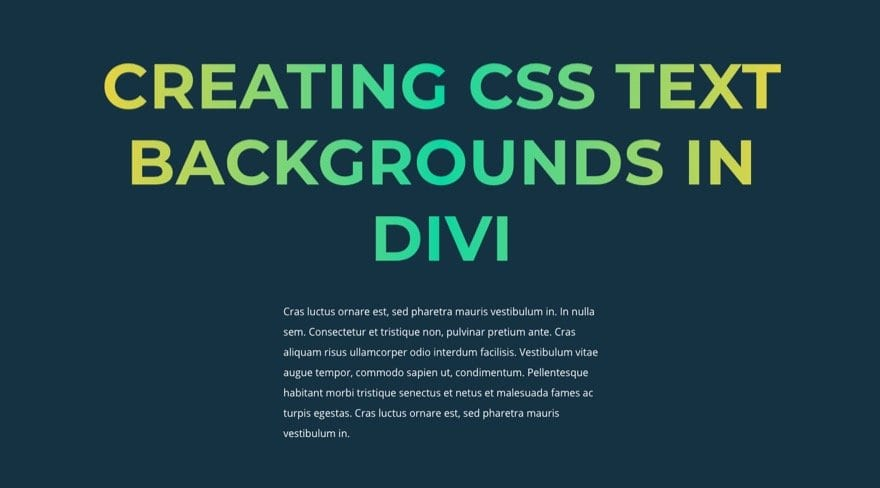how-to-design-css-text-backgrounds-in-divi-using-background-clip How to Design CSS Text Backgrounds in Divi Using background-clip