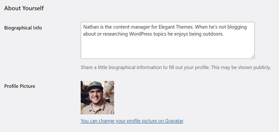 how-to-find-and-edit-the-wordpress-user-profile-11 How to Find and Edit the WordPress User Profile