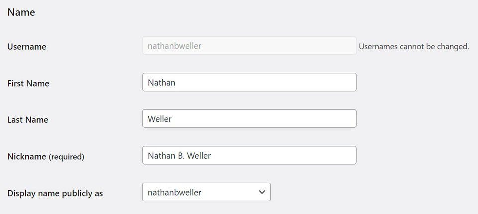 how-to-find-and-edit-the-wordpress-user-profile-9 How to Find and Edit the WordPress User Profile