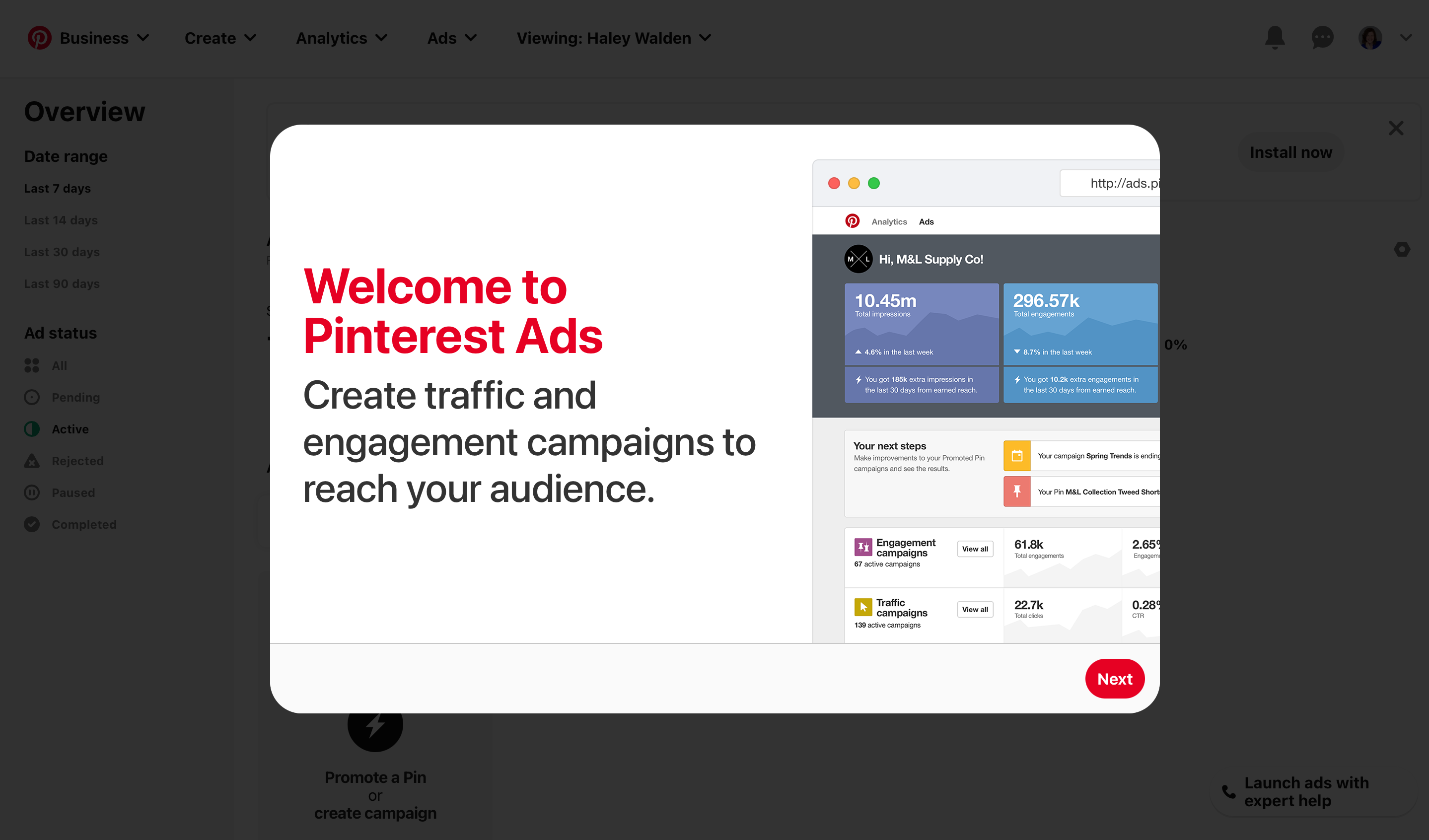 how-to-get-started-with-pinterest-advertising-13 How to Get Started with Pinterest Advertising
