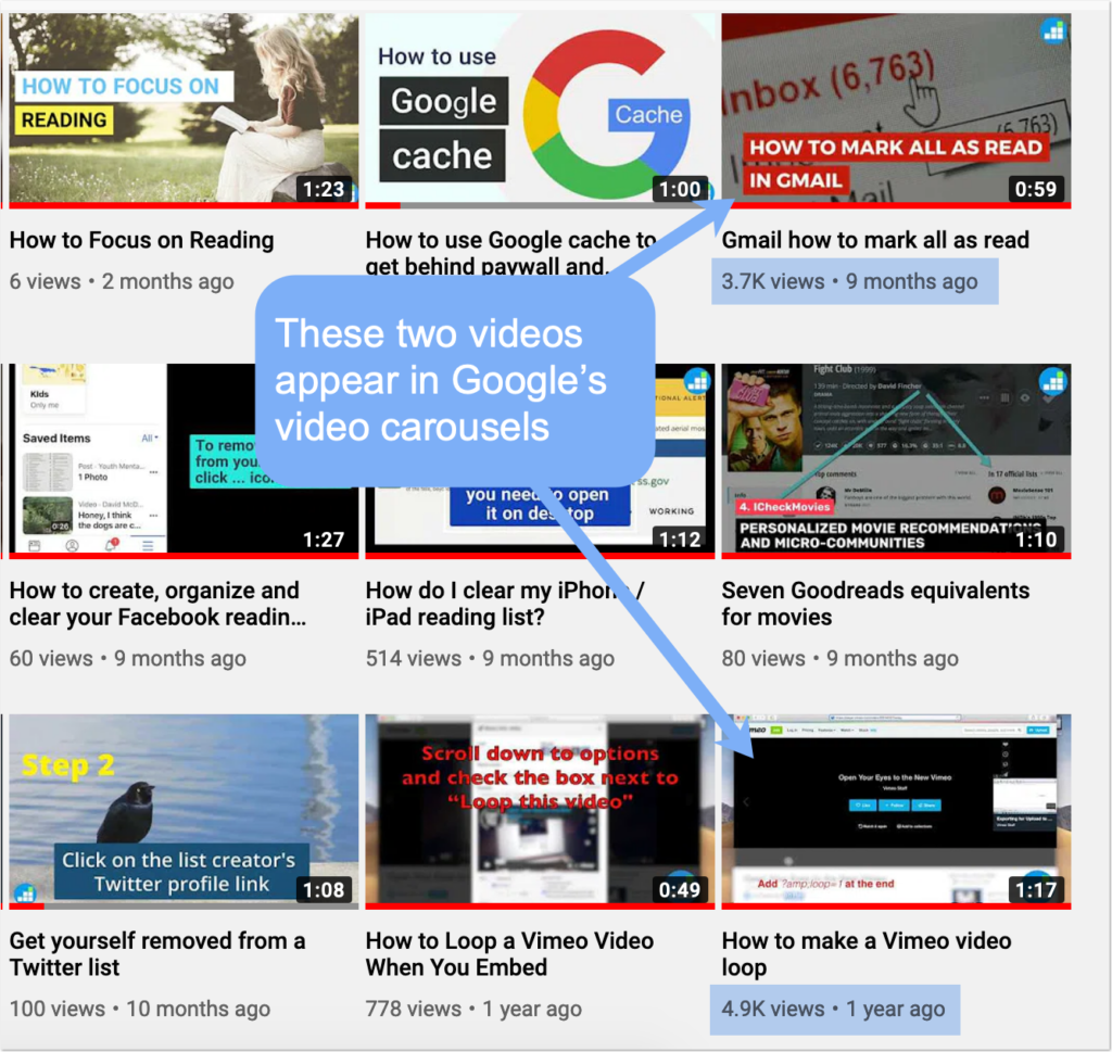 how-to-get-your-youtube-videos-appear-in-googles-video-carousel-2 How to get your YouTube videos appear in Google's video carousel
