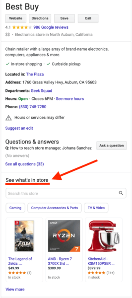 how-to-optimize-your-google-local-knowledge-panel-5 How to optimize your Google local Knowledge Panel
