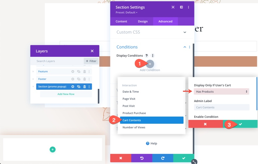 how-to-retarget-abandoned-carts-with-a-promo-popup-using-divis-condition-options-4 How to Retarget Abandoned Carts with a Promo Popup Using Divi's Condition Options
