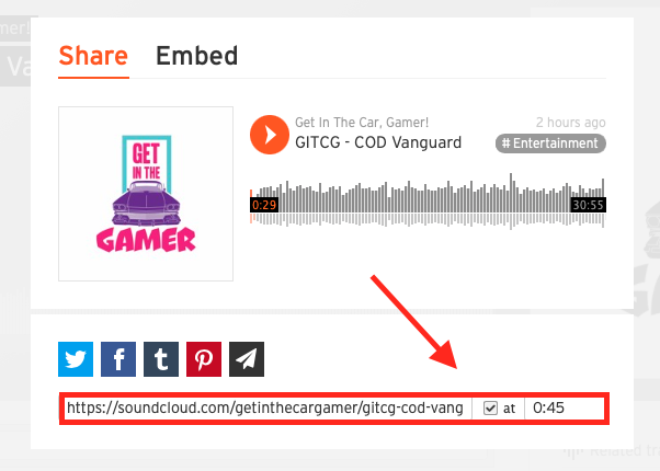 how-to-use-the-soundcloud-embed-block-16 如何使用 SoundCloud 嵌入块