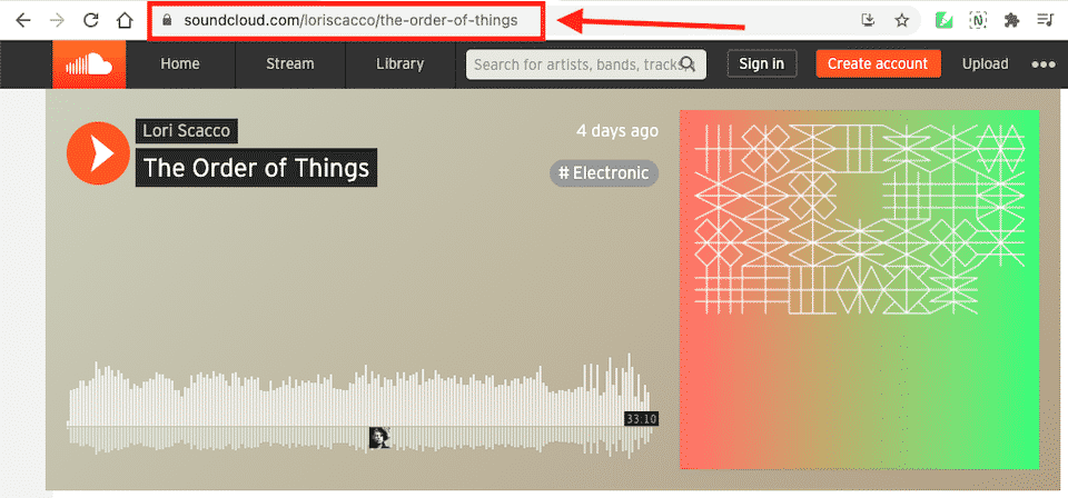 how-to-use-the-soundcloud-embed-block 如何使用 SoundCloud 嵌入块