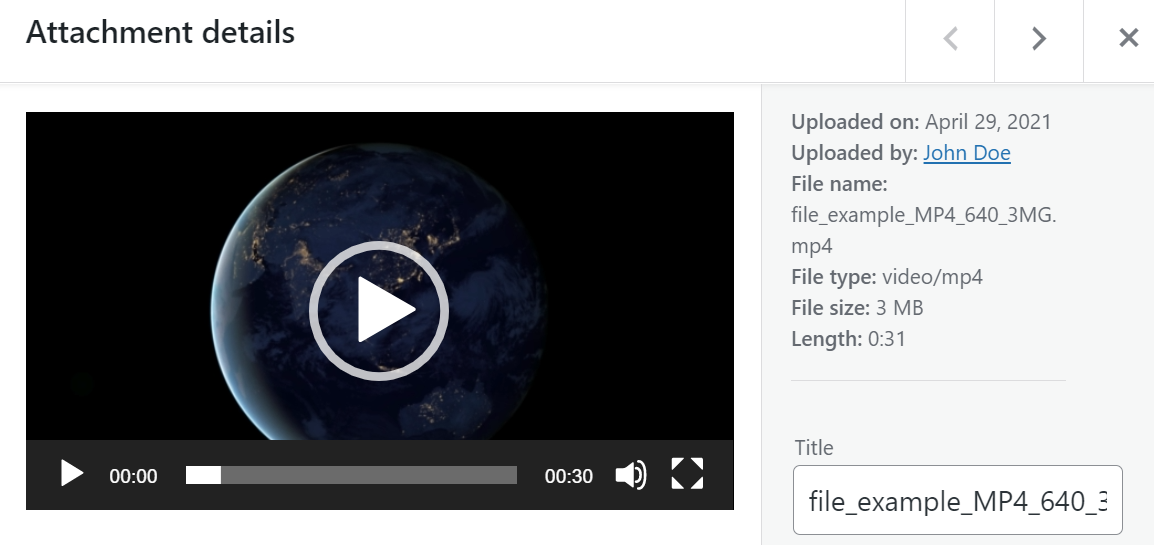 how-to-use-the-wordpress-media-library-8 How to Use the WordPress Media Library