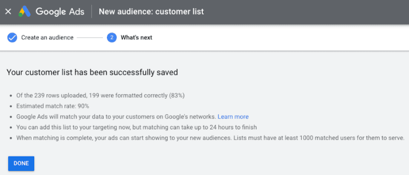 instant-match-rates-are-now-available-for-customer-match-lists-in-google-ads Instant match rates are now available for Customer Match lists in Google Ads