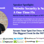 Join us for free at the biggest online summit in the WordPress space