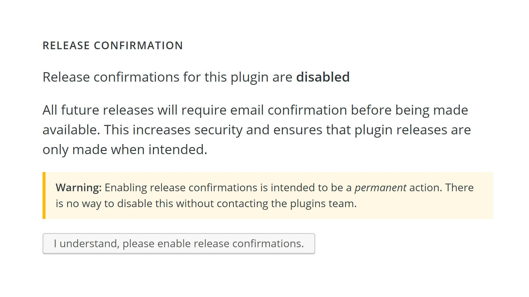 plugin-authors-can-opt-into-email-confirmation-for-wordpress-plugin-updates Plugin Authors Can Opt Into Email Confirmation for WordPress Plugin Updates