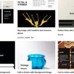 Preview WordPress Block Pattern and Theme Combinations via New Site