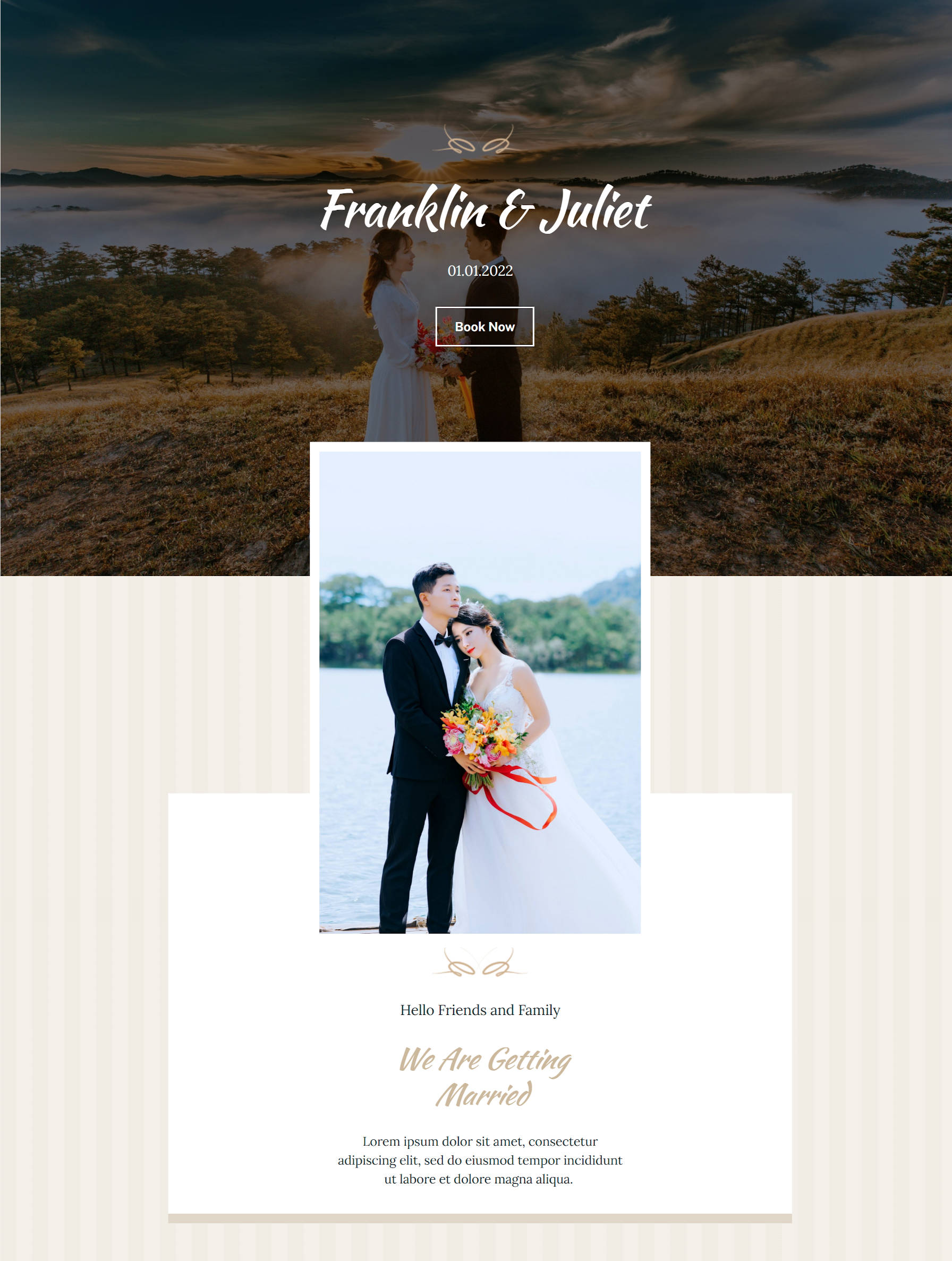 recreating-the-classic-wedding-wordpress-theme-homepage-with-the-block-editor-1 Recreating the Classic Wedding WordPress Theme Homepage With the Block Editor