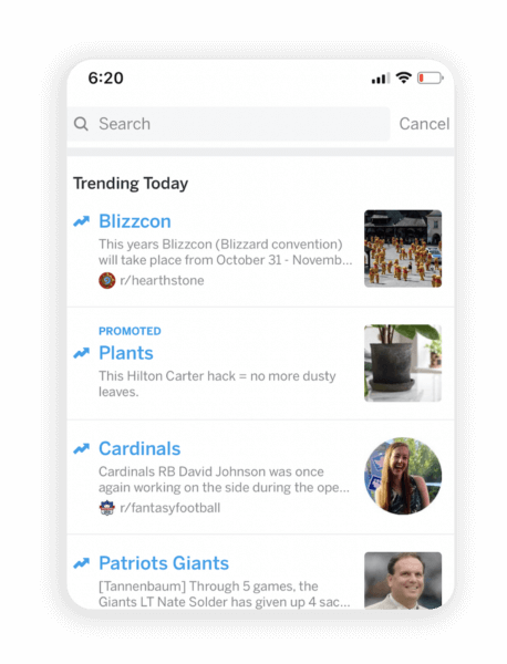 reddits-new-trending-takeover-ad-unit-lets-brands-appear-on-top-of-popular-feed-search-tab-1 Reddit's new 'Trending Takeover' ad unit lets brands appear on top of Popular feed, Search tab