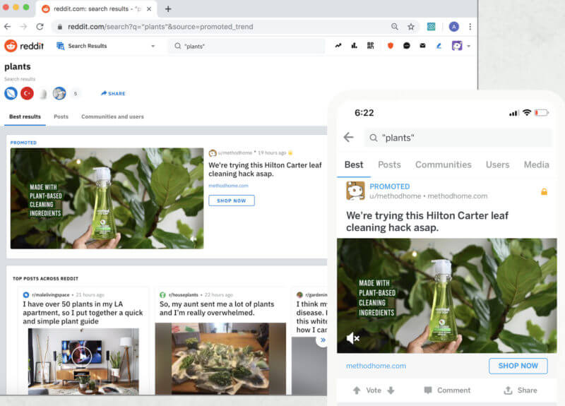 reddits-new-trending-takeover-ad-unit-lets-brands-appear-on-top-of-popular-feed-search-tab Reddit's new 'Trending Takeover' ad unit lets brands appear on top of Popular feed, Search tab