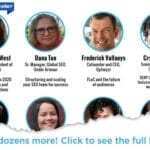 See who's speaking at SMX Advanced