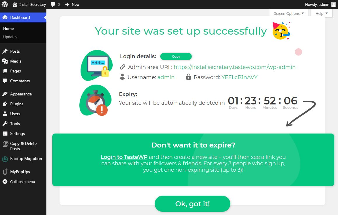 tastewp-spins-up-free-wordpress-testing-sites-in-seconds-1 TasteWP Spins Up Free WordPress Testing Sites in Seconds