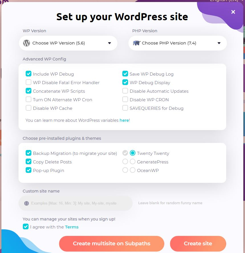 tastewp-spins-up-free-wordpress-testing-sites-in-seconds-2 TasteWP Spins Up Free WordPress Testing Sites in Seconds
