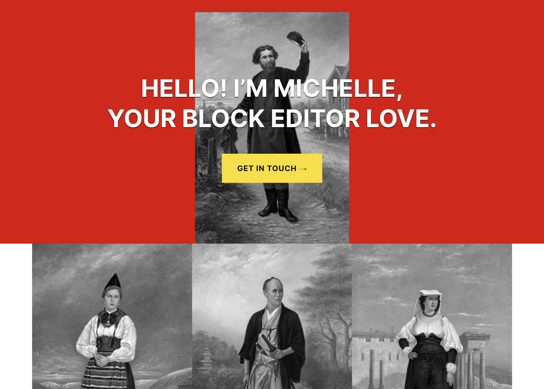 the-michelle-wordpress-theme-launches-with-dozens-of-block-patterns-and-styles-4 The Michelle WordPress Theme Launches With Dozens of Block Patterns and Styles