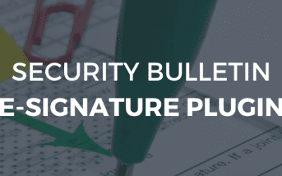 Unauthenticated Remote Code Execution in e-signature plugin