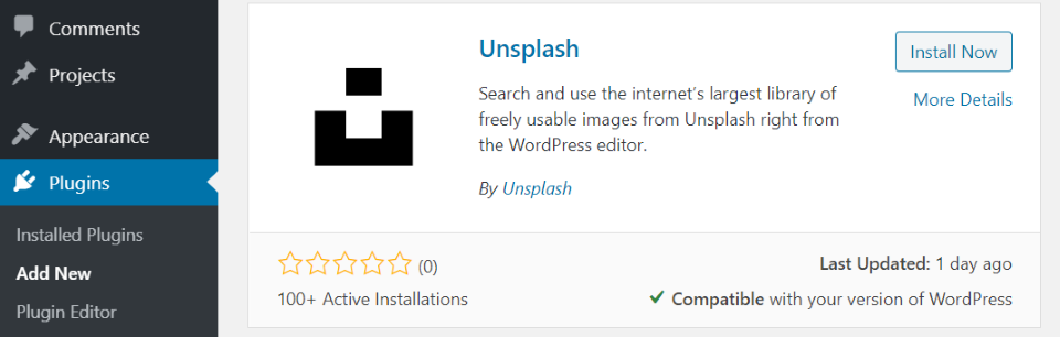 unsplash-wordpress-plugin-overview-and-review-5 Unsplash WordPress Plugin Overview and Review