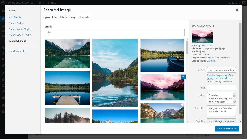 unsplash-wordpress-plugin-overview-and-review-9 Unsplash WordPress Plugin Overview and Review