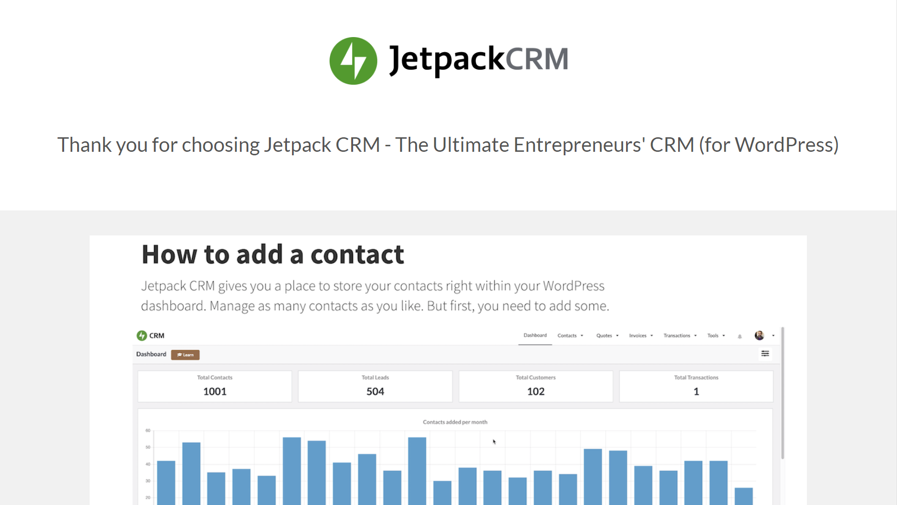 zero-bs-crm-rebrands-and-relaunches-as-jetpack-crm Zero BS CRM Rebrands and Relaunches as Jetpack CRM